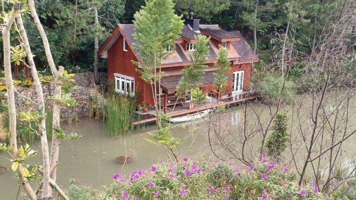 Libur Panjang, Tempat Wisata Bougenville Siap Jamu Wisatawan, Mooi Lake House Jadi Primadona
