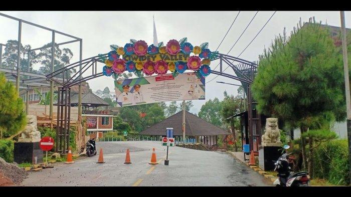 Sejumlah Tempat Wisata, Hotel, dan Restoran Kabupaten Bandung Kibarkan Bendera Putih