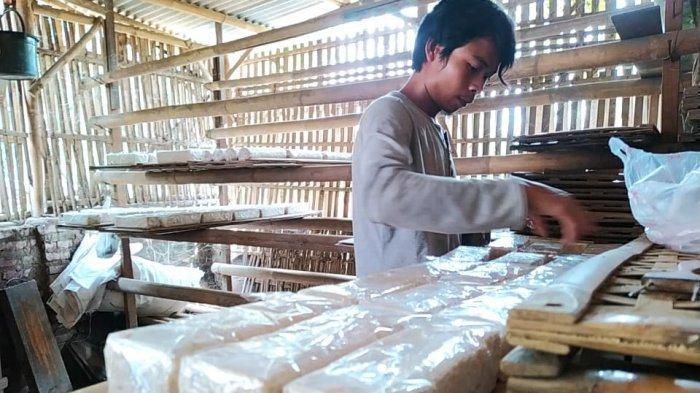 Imbas Kenaikan Kacang Kedelai, Harga Tempe di Sukabumi Masih Tinggi