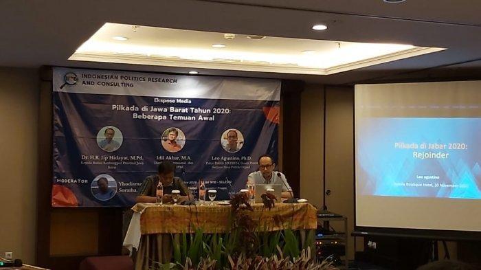 Temuan IPRC pada Pilkada Serentak di Jawa Barat, Soal Netralitas ASN hingga Hoax