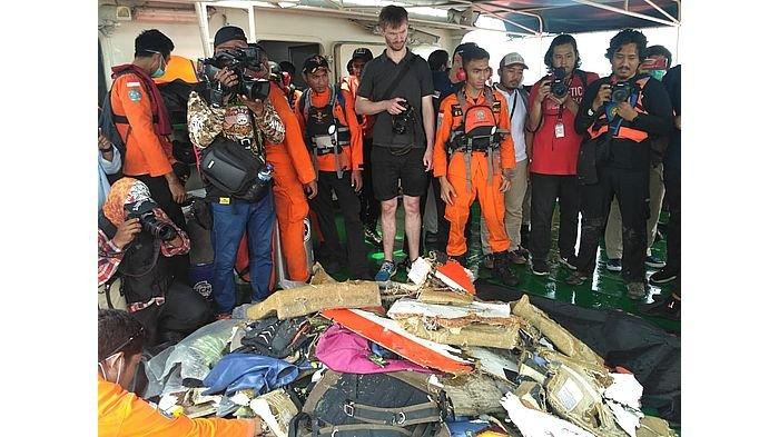 Empat Kapal Diturunkan Cari Bangkai Pesawat Lion Air