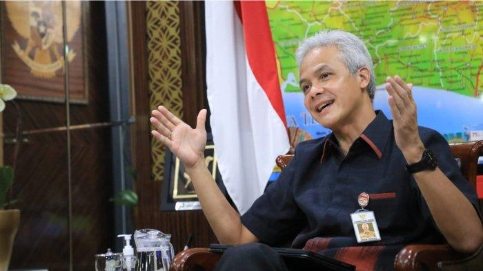 Tentang Persoalan dengan PDIP, Ganjar Pranowo Akhirnya Buka Suara, 'Ora Ono Opo-opo'