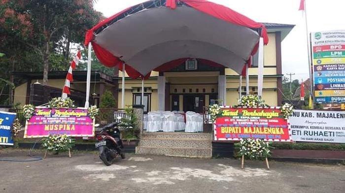 Karangan Bunga Sudah Dipajang, Eti TKW yang Terancam Hukuman Mati Batal Pulang ke Majalengka
