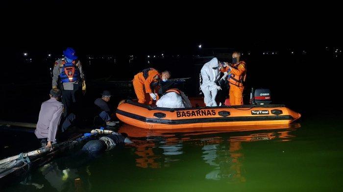 Tiga Hari Tenggelam dan Menghilang di Waduk Cirata Cianjur, Uci Akhirnya Ditemukan Petugas
