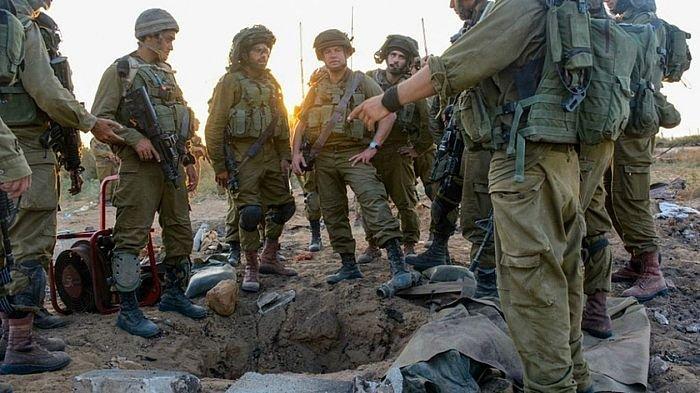 Rencana Israel Hancurkan Terowongan Hiszbullah Dapat Dukungan Amerika Serikat