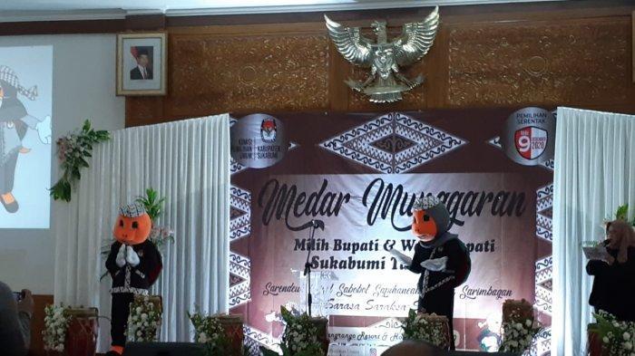 KPU Kabupaten Sukabumi Optimistis Partisipasi Pemilih di Pilkada 2020 Mencapai Target Nasional
