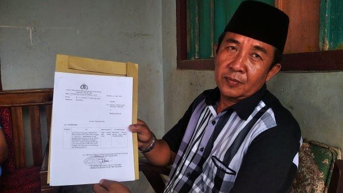 Cerita Keluarga saat Pria di RS Jiwa Itu Bukan Bharaka Asep yang Hilang Disapu Tsunami