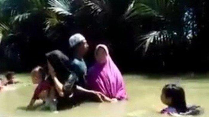 Soal Video Pembaptisan Ibu-ibu Disebut di Cikidang, Kapolres Sukabumi Tegaskan Video Itu Hoaks