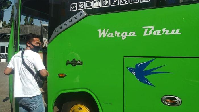 Dampak PPKM Terasa Operator Bus Hanya Bawa 3 Penumpang Sehari, Imbau Penumpang Bawa Surat Ini