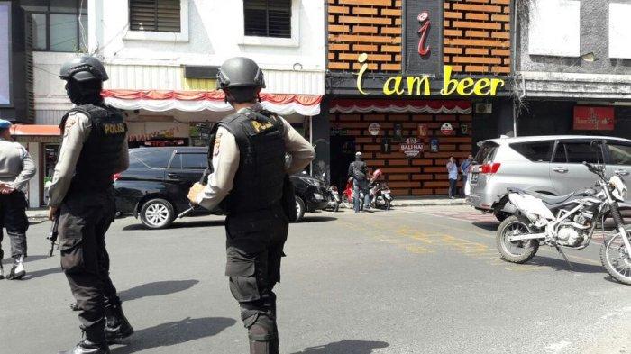 Terduga Teroris Buahbatu 20 Menit Tunggu Bom Meledak di Kafe dan Rumah Makan