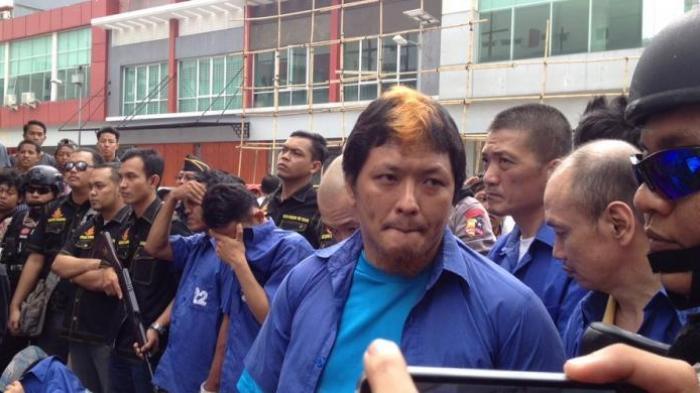 Sebelum Freddy Budiman Dieksekusi Mati, Anak Menemuinya di Nusakambangan, Beri Pesan Mengharukan