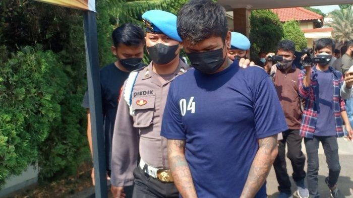 Bukannya Bayar saat COD HP di Arjasari Bandung, Suke Malah Todongkan Golok, Kini Diringkus Polisi