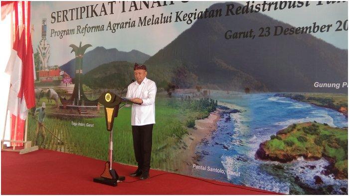 Minta Tanah Tak Dikumpulkan ke Orang Kaya, Menteri KUKM Teten Masduki Ajak Petani Bentuk Koperasi