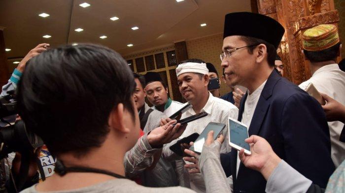 Dedi Mulyadi dan TGB Tidak Khawatir Tabloid Indonesia Barokah Mendegradasi Jokowi-Maruf Amin