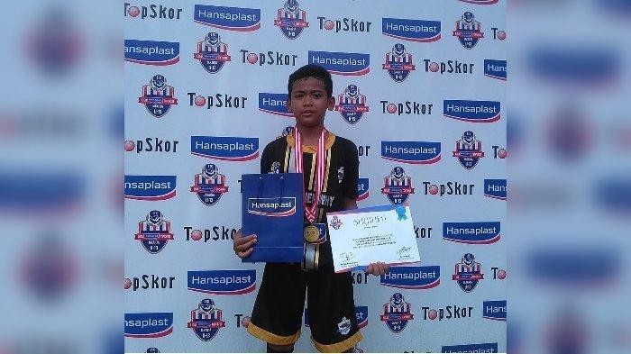 Keinginan Pemain Muda Asal Bandung Ini Bakal Terwujud, Dipercaya Perkuat Timnas U-15