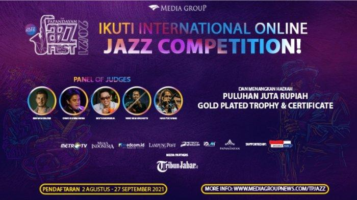 The Papandayan Jazz Fest Gelar Festival dan Kompetisi Jazz Online