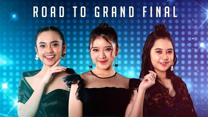 Hasil Indonesian Idol Spektakuler Show Top 3, Lyodra & Tiara Maju ke Grand Final, Ziva Terhenti