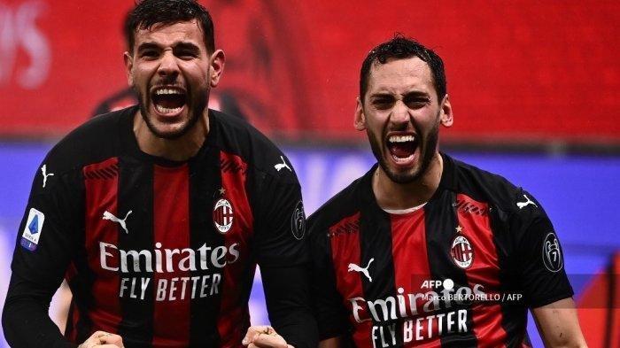 Prediksi Susunan Pemain AC Milan vs Napoli, Live RCTI, Stefano Pioli Puji Franck Kessie