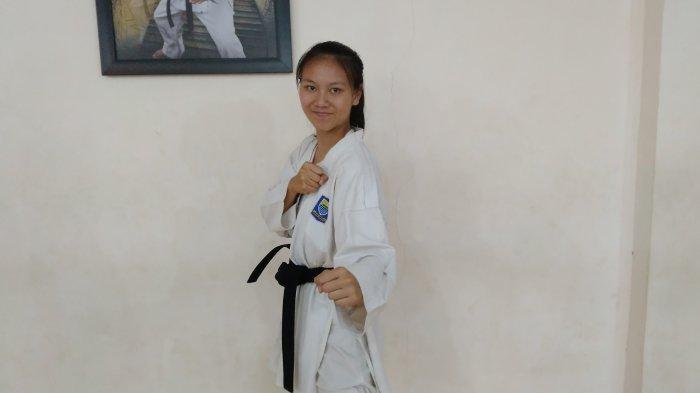 Pernah Dipukul Hingga Pingsan, Mojang Bandung Ini Tak Kapok Geluti Karate, Tapi Punya Cita-cita Lain
