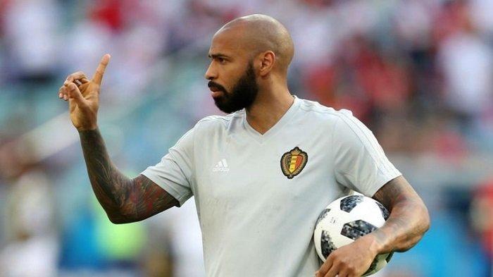 Perancis Lawan Belgia, Thierry Henry dalam Situasi yang Ganjil, Posisinya Serba Salah