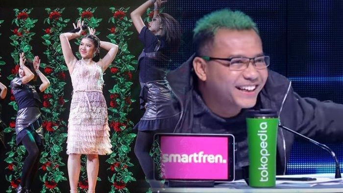 Tiara Nyanyi Pamer Bojo di Indonesian Idol, Bagian 'Cendol Dawet' Bikin Heboh, Juri Pun Ikut Joget