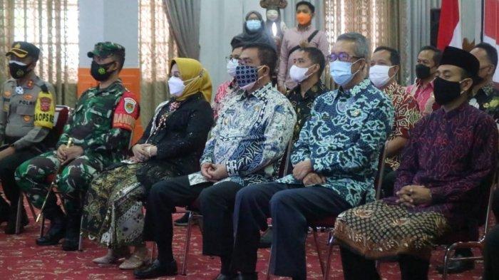 Kota Cirebon Tidak Lagi Zona Merah Covid-19, Wali Kota: Terima Kasih TNI, Polri dan Instansi Lainnya