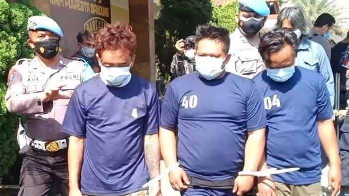 Alasan Pelaku Todongkan Pistol Kepada Penjaga Toko di Bojongsoang Bandung, Sempat Dikokang