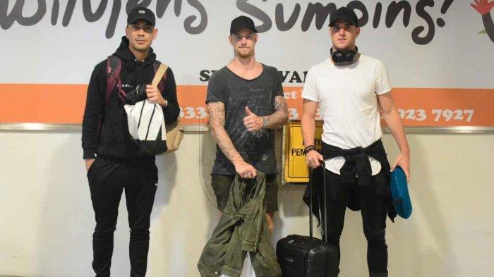 Ssttt, Tiga Pemain Asing Anyar Persib Ternyata Sudah Ada di Bandung, Ini Penampakan Mereka