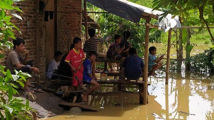 3 Rumah di Desa Bunder Purwakarta Terendam Banjir, Warga Sebut Gara-gara Ini