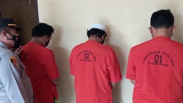 Diduga Terlibat Kasus Penipuan dan Penggelapan, Tiga Warga Tasikmalaya Ditangkap Polisi