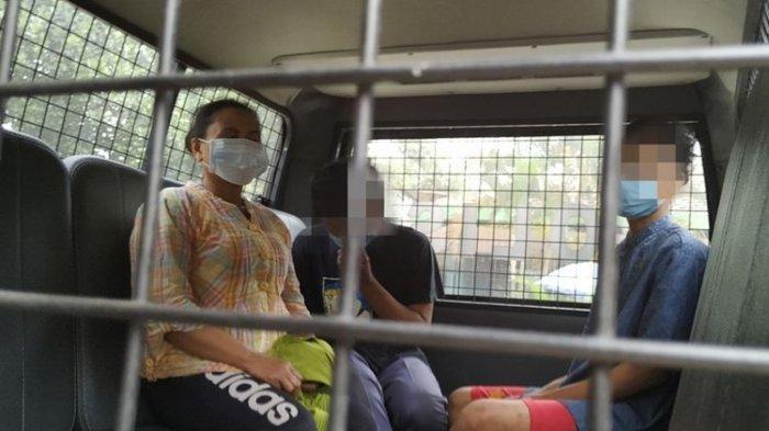 WAWANCARA Dua Remaja Berhubungan Intim dengan Ibu Kandung di Depan Mayat Adik Angkat, di Sukabumi