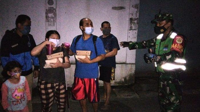 Baksos YKKJRK - TNI Berusaha Menumbuhkan Semangat Bagi yang Membutuhkan di Tengah Pandemi