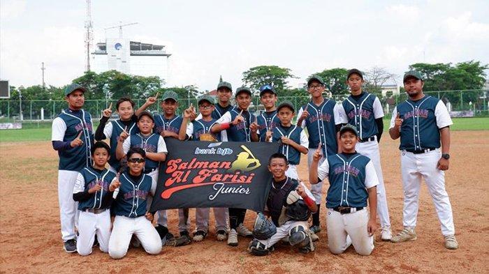 Tim Baseball SMP Salman Al Farisi Raih Medali Emas di Red Fox National Championship XVII 2019