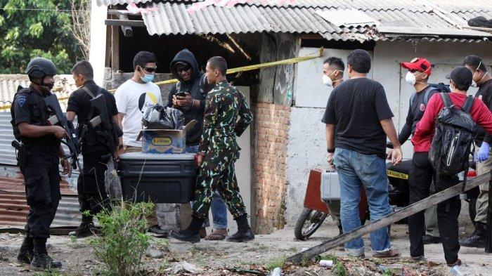 Fakta Penangkapan Terduga Teroris di Bandung, dari Identitas Hingga Daya Ledak Bom