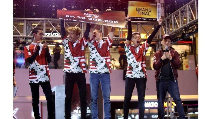 29 Juara Regional Barat Siap Tempur di Final Nasional Piala Presiden Esports 2020