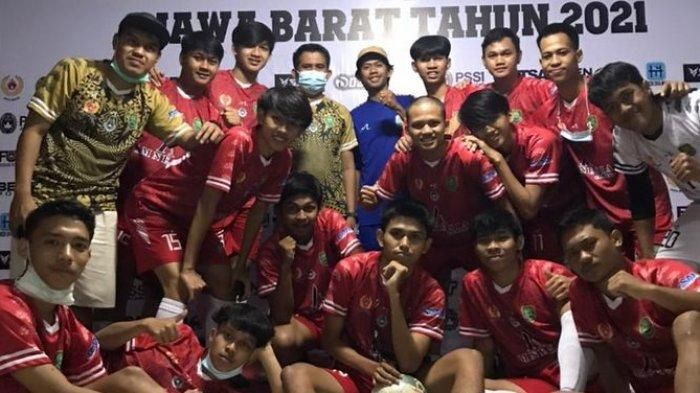 Hikmah yang Didapat Tim Futsal Subang Setelah Tak Lolos Porprov 2022