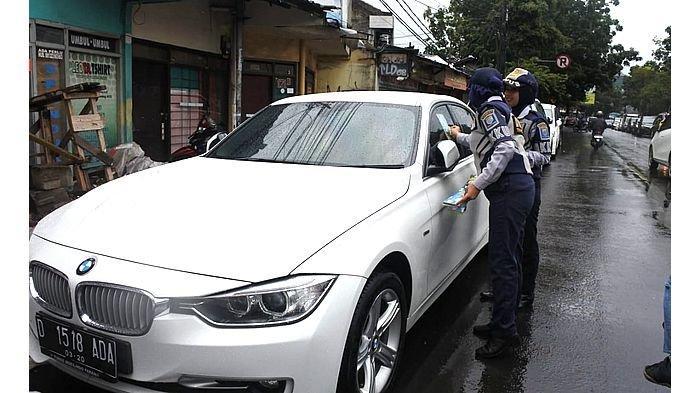 22 Kendaraan di Bandung Digembosi, Tim Gabungan Kembali Gelar Operasi Cabut Pentil