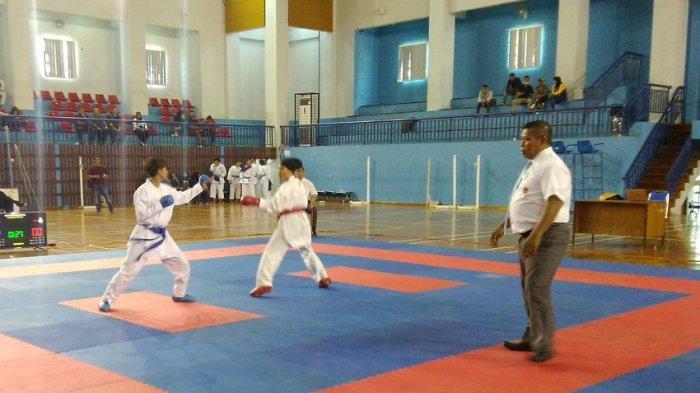 Tim Karate Jabar Bidik 4 Emas di PON Papua 2021 dan Pertahankan Gelar Juara Umum
