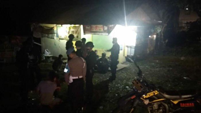Asyik Nongkrong Sambil Menenggak Miras, Belasan Remaja, 1 Perempuan, Diciduk Tim Maung Galunggung