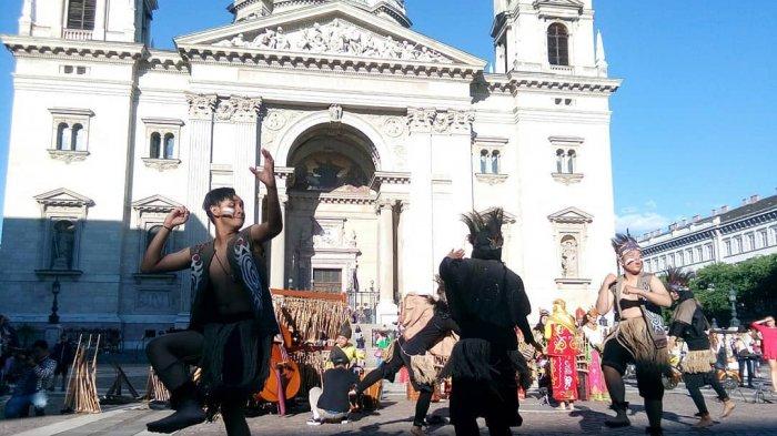 Berhasil Meraih Grand Prix di Festival Bulgaria, Konduktor Tim Muhibah Angklung Beberkan Rahasianya