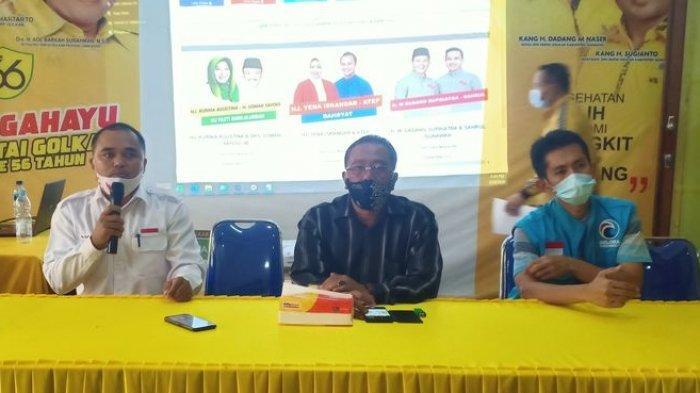 Kurnia Agustina-Usman Sayogi Klaim Menangi Pilkada Kabupaten Bandung, Segini Perolehan Suaranya