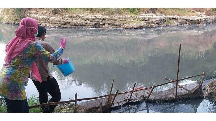 Sungai Cilamaya Tercemar Zat Berbahaya, Dedi Mulyadi Minta 3 Kabupaten Ini Siapkan Dana di APBD 2020