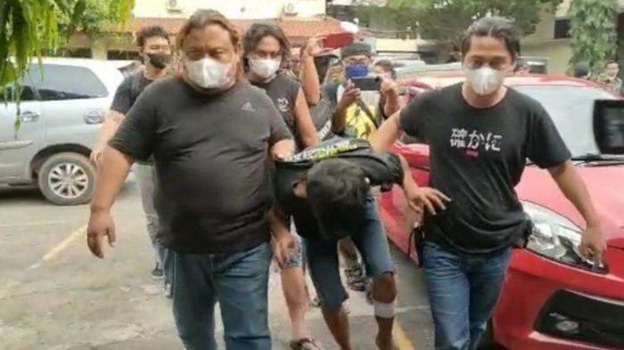 Tragis, Driver Ojol Dibegal, Dipukul Kemudian Dibakar Pelaku, Jasadnya Ditemukan di Flyover