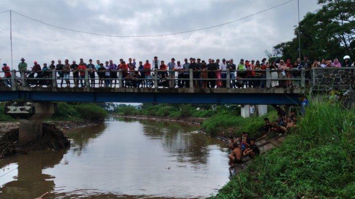 Hilang Usai Pamit Basuh Kaki di Sungai Citarik, Ahim Belum Juga Ditemukan
