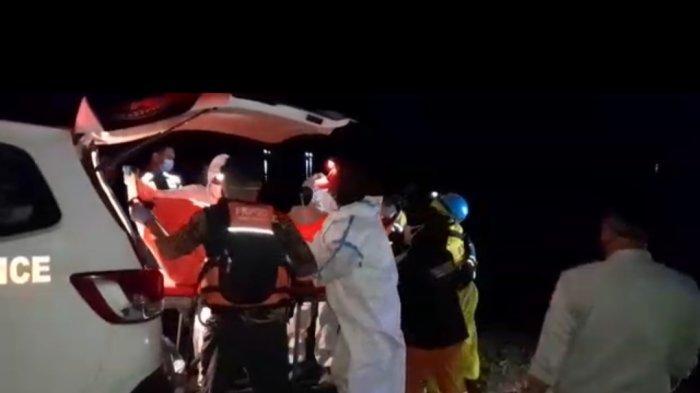 Jasad Pelajar SMPN Ciranjang yang Hilang di Waduk Cirata Ditemukan Lima Meter dari Titik Hilang