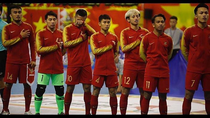 Futsal Jawa Barat Harus Raih Medali Emas PON 2021