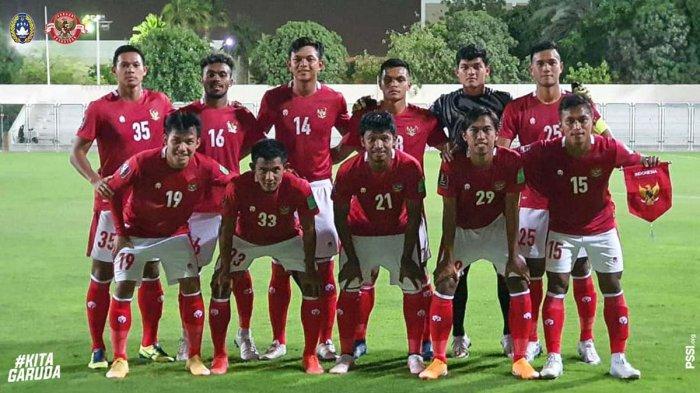 Prediksi Susunan Pemain Timnas Indonesia vs Oman, Malam Ini