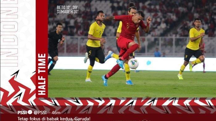 Indonesia Terancam Sanksi, Buntut Suporter Ricuh di GBK, Malaysia Bakal Lapor FIFA