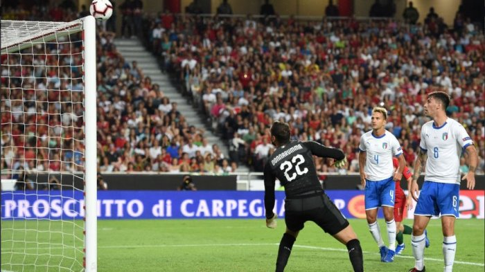 Timnas Italia Terancam Terdegradasi, Roberto Mancini: Kami Tahu Ada Masalah di Skuat Ini