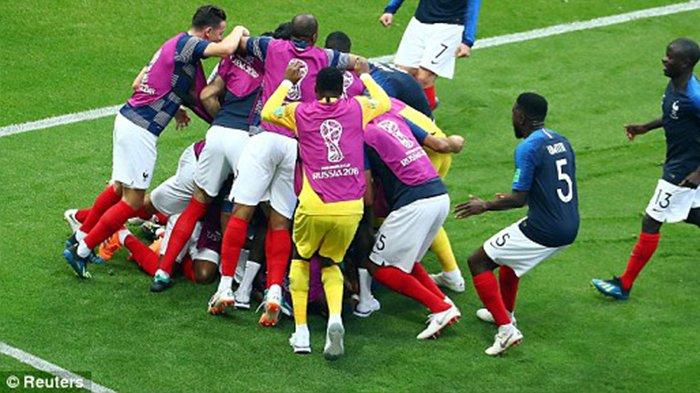 Ternyata Begini Cara Pelatih Perancis ''Kunci'' Pergerakan Lionel Messi